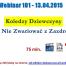 Thumbnail image for Webinar 101 – 13.04.2015 – Dziewczyna Ma Dużo Kolegów – Jak Nie Zwariować Z Zazdrości?